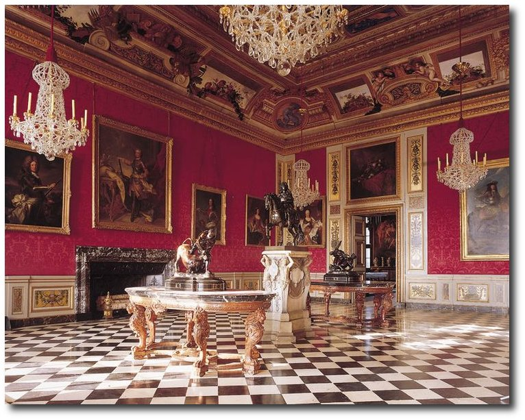 French baroque interior design images for French baroque style
