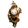 Baroque Cartel Clock 100x100 Baroque French Style