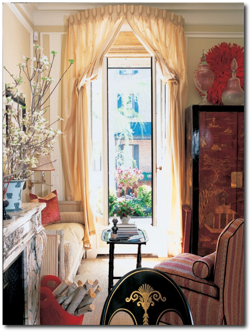 Alessandra Branca18 500x660 Decorating Around The French Styles  Designer Alessandra Branca