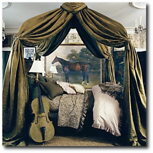 The Romantic Side Of Ralph Lauren Home