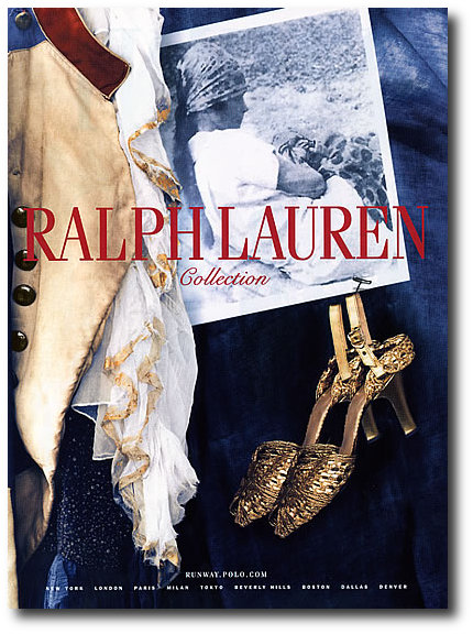 Ralph Lauren 2000 The Romantic Side Of Ralph Lauren Home