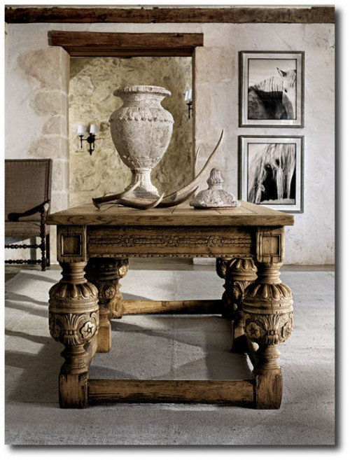 Ralph Lauren Home2 500x657 The Romantic Side Of Ralph Lauren Home
