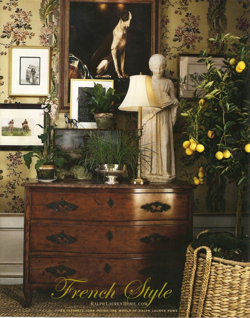 1000 images about ralph lauren home on pinterest ralph lauren tartan and bedford - Chic french country inspired home real comfort and elegance ...
