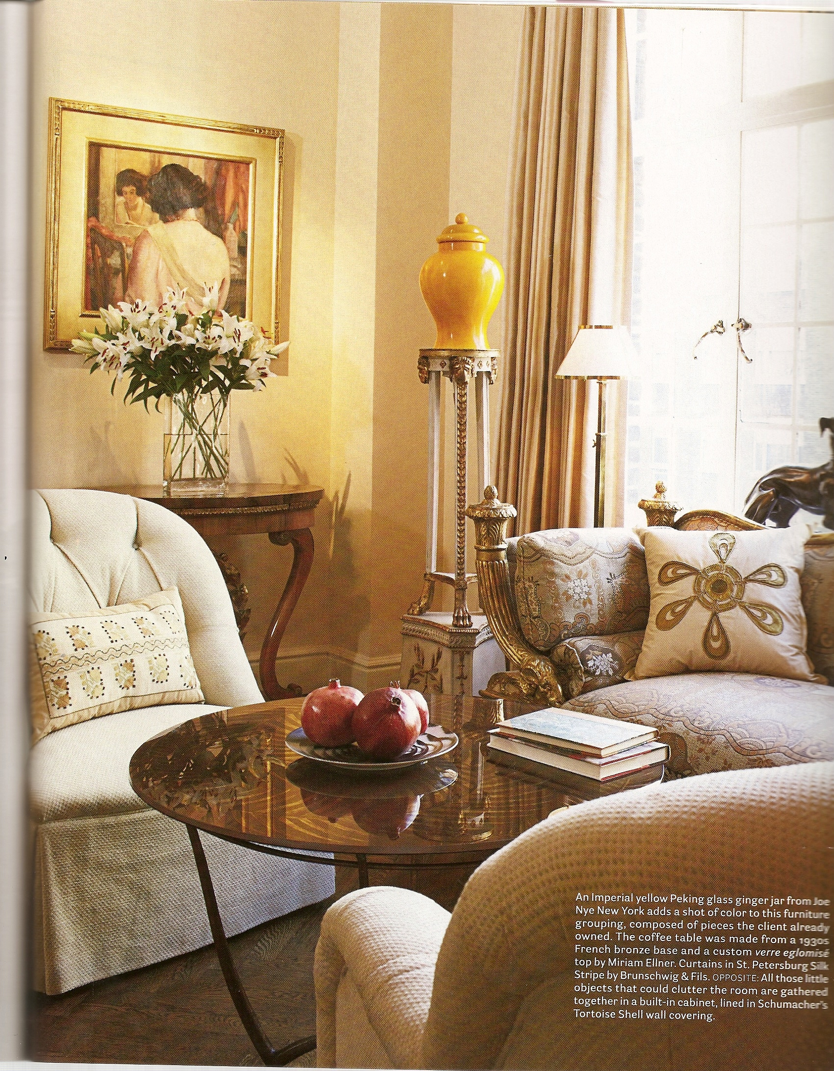 Interior Design Albert Hadley