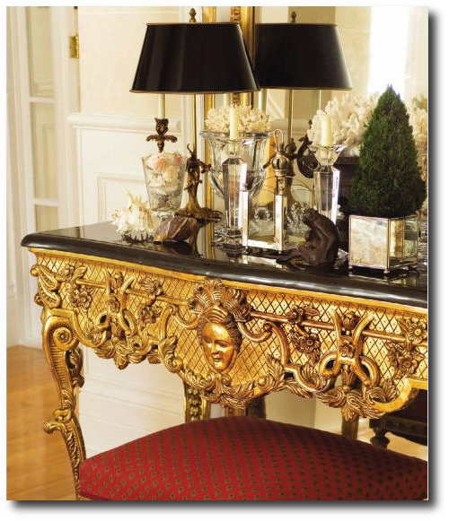 French Style Decorating and Antiques 10 French Styled Homes