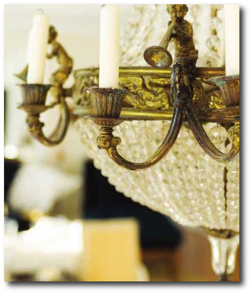 French Style Decorating and Antiques 12 French Styled Homes