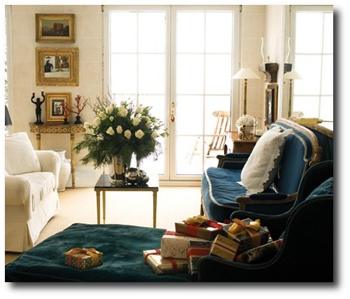French Style Decorating and Antiques 5 French Styled Homes