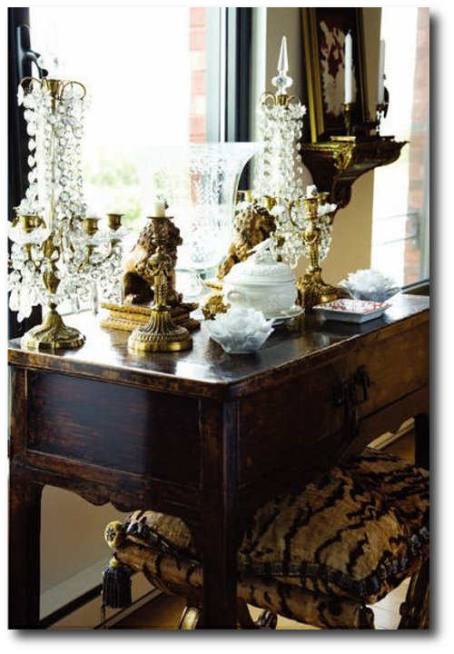 French Style Decorating and Antiques 7 French Styled Homes