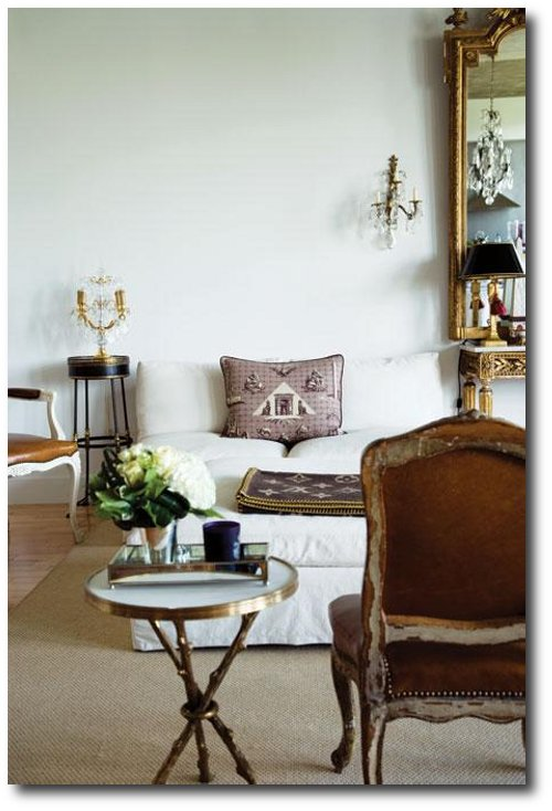 French Style Decorating and Antiques 9 French Styled Homes