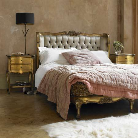 French Baroque Bed Of French Style Baroque Rococo Furniture From Decor Pad