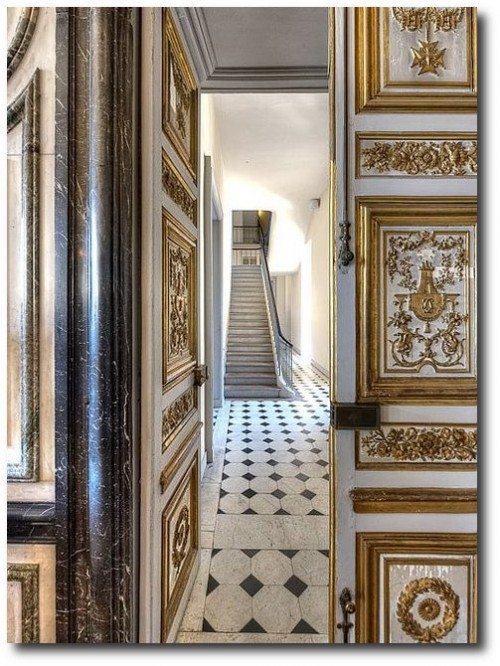 Appartements privés de Marie-Antoinette