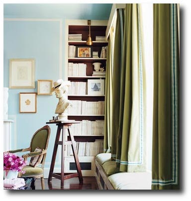 Domino Magazine Decorating With Pastels For A French Styled Home