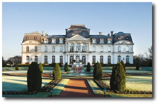 French Style Château dArtigny From Helico Mag 500x3171 Touring The Best Of France