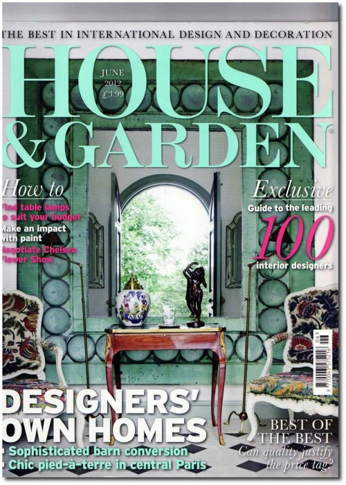 Home and Garden Magazine How To Use Pastels 500x700 Decorating With Pastels For A French Styled Home