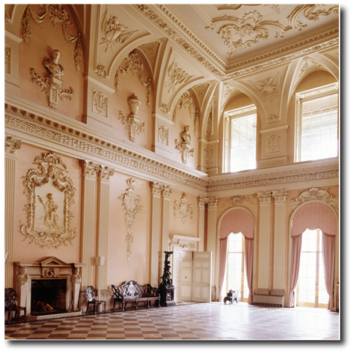 Ragley Hall 500x500 Decorating With Pastels For A French Styled Home