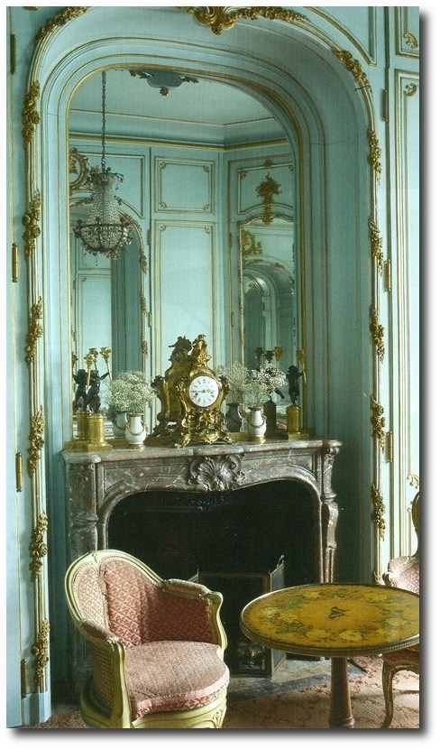 Uploaded To Pinterest Decorating With Pastels For A French Styled Home