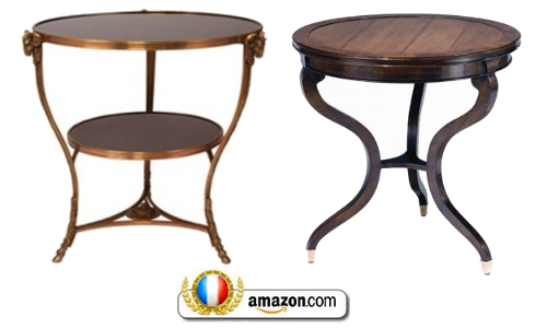 Empire French Side Tables French Style Directoire Tables