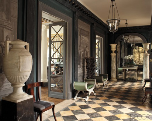 French Empire Furniture And Decorating Ideas