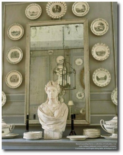 Charles Spada's Country Home in Normandy2 500x626 Really Hot French Decorating Advice From Top Designer Charles Spada