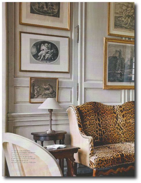 Charles Spada's country home in Normandy Picture Credit A Thoughful Eye Blog21 Really Hot French Decorating Advice From Top Designer Charles Spada