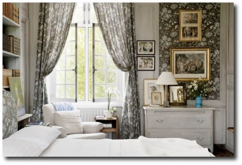Normandy home to Boston designer Charles Spada 500x341 Really Hot French Decorating Advice From Top Designer Charles Spada