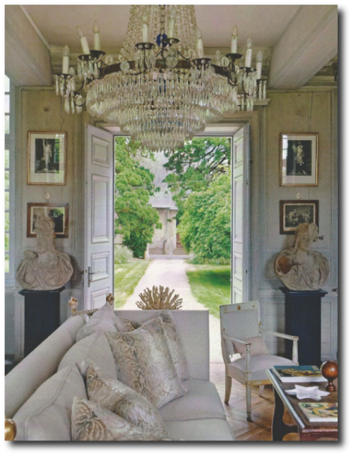 Really Hot French Decorating Advice From Top Designer Charles Spada 500x646 Really Hot French Decorating Advice From Top Designer Charles Spada