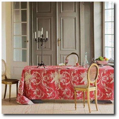 Vossberg Tablecloth Fabrics 500x500 5 Ways To Get The French Look For Less
