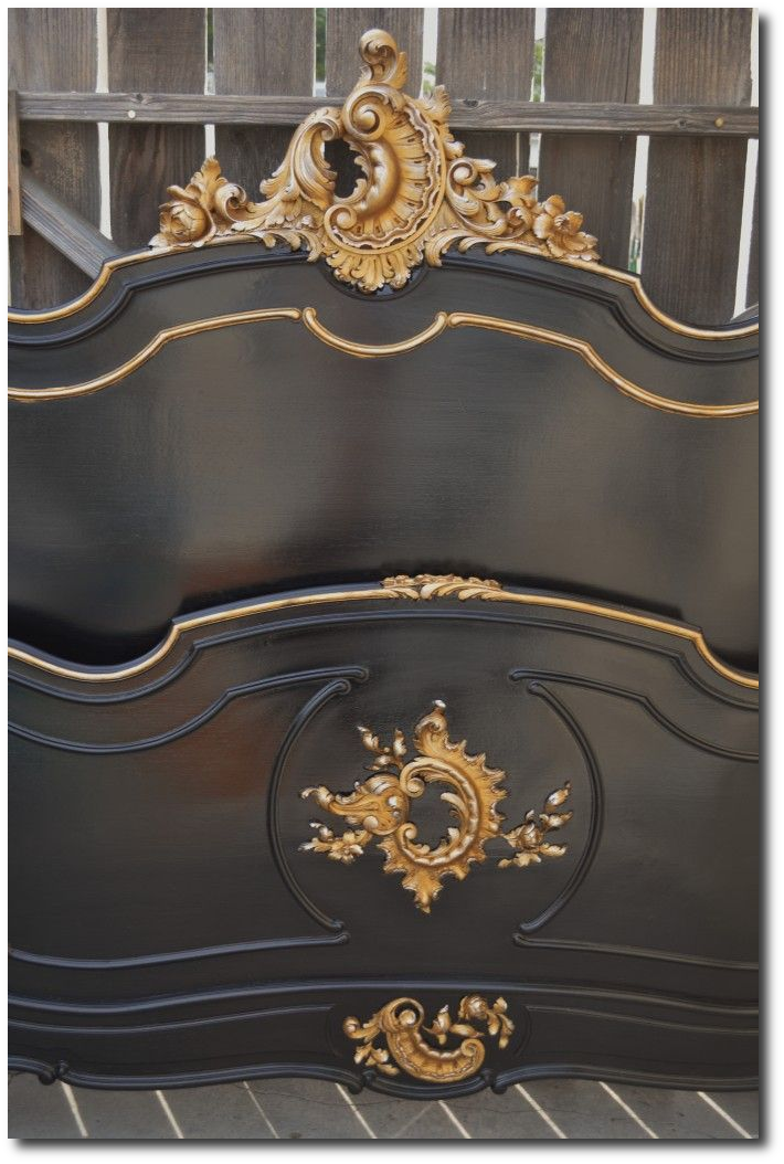 How To Paint Black Furniture A Dozen Examples Of