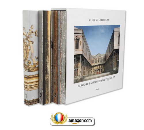 3 Volume Set on Versailles Robert Polidori Parcours Museologique Revisite An Intimate Look Inside Versailles Restoration