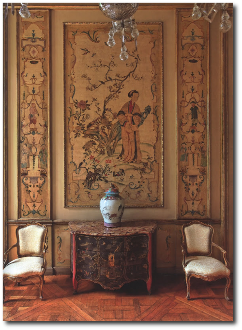 Great Room Ambassador to the Netherlands Italian Republic 500x680 Book Review: Historic Houses of Paris: Residences of the Ambassadors