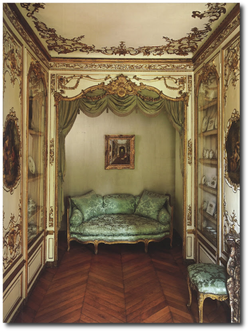 Salon de LAlcove1 500x667 Book Review: Historic Houses of Paris: Residences of the Ambassadors