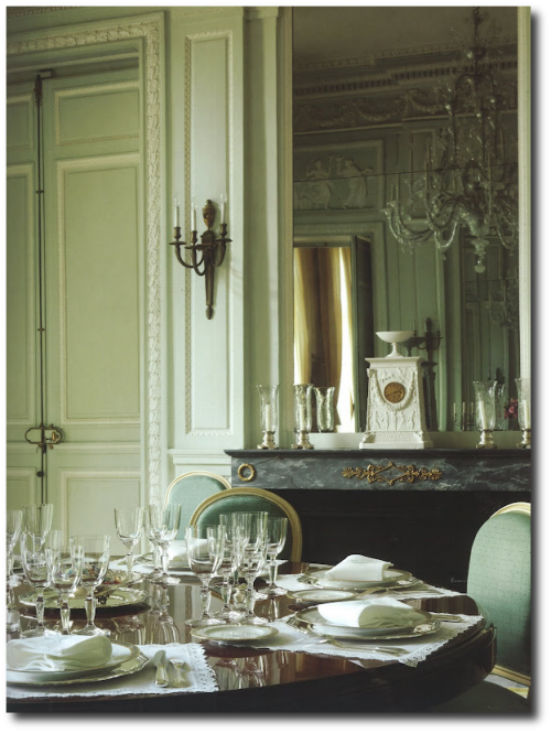 Salon de LAlcove2 500x665 Book Review: Historic Houses of Paris: Residences of the Ambassadors