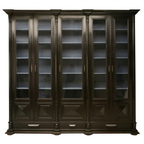 1870 Monumental French Ebonized Napoleon III Bibliotheque antiques on old plank road 500x500 A Little Bit Of Provence In Your Home