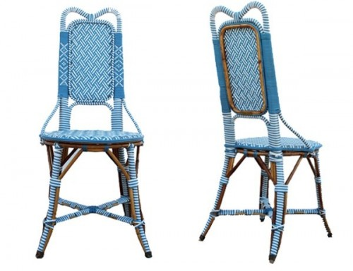 Bistro chairs 500x384 Designer Hutton Wilkinsons 4 Tips For A Unforgettable Home