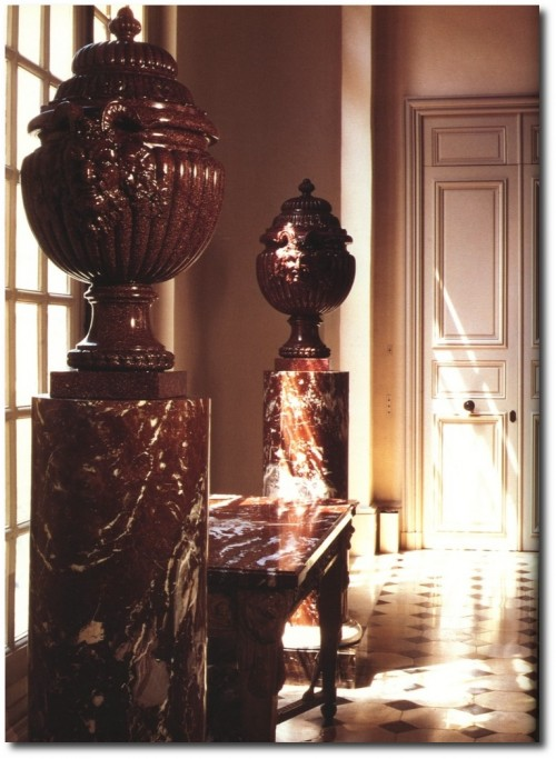 Givenchys Paris house 500x683 A Little Bit Of Provence In Your Home