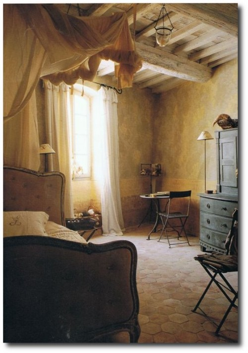 Provence Interiors 500x711 A Little Bit Of Provence In Your Home