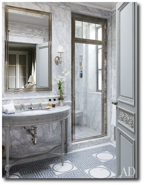 Michael Smiths Home Architectural Digest2 Michael Smiths Fabulous French Upper East Side Apartment