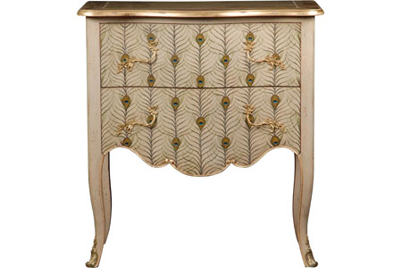 FEAT Marseillan Commode by French Heritage Absolutely Breathtaking French Painted Furniture