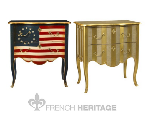 French Painted Furniture French Interiors French Antiques French Reproductions French chest3 Absolutely Breathtaking French Painted Furniture