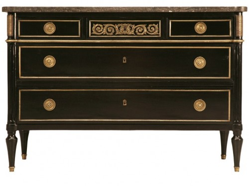 Black Louis XVI Chest 500x375 Furniture Terms Explained
