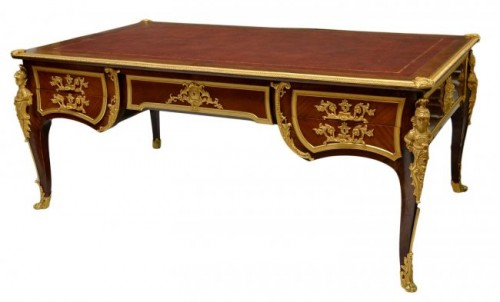Partners Desk French 500x302 French Style Partners Desks