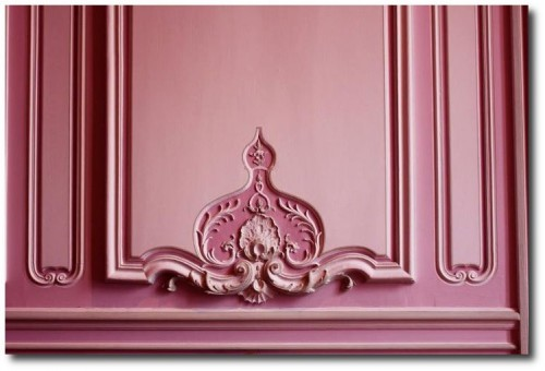 Carnavalet Museum detail painted boiserie 3 500x340 Add Dimension To Your French Furniture