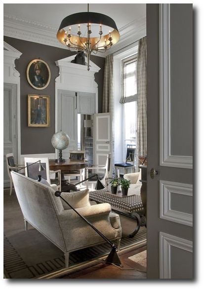 Jean Louis Deniot. Rue des Saints Pères Paris2 Borrow The Best Ideas For Your Home From French Decorator Jean Louis Deniot