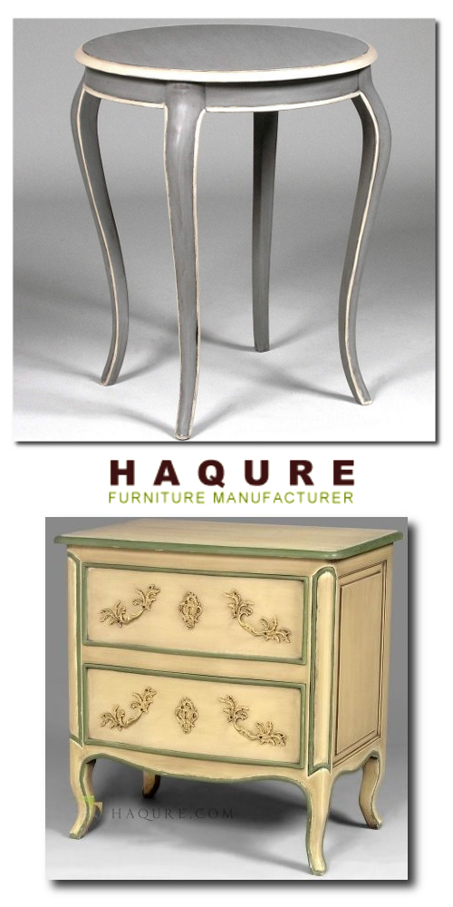 Painted Furniture Add Dimension To Your French Furniture