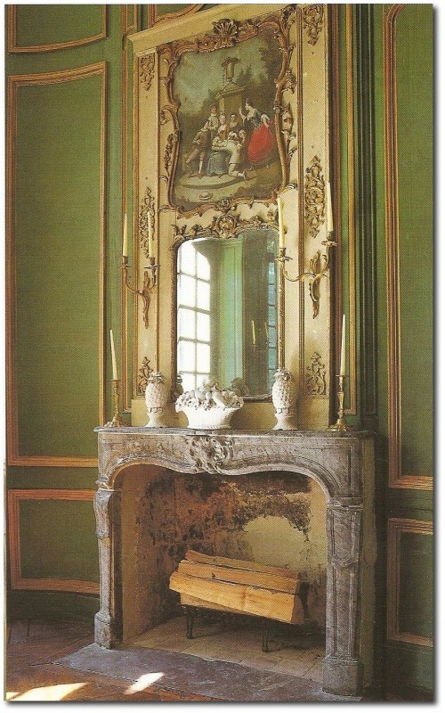 Neoclassical Style Judith Millers Colors 500x800 Easy Country Provence Decorating  7 Ways To Get The Look