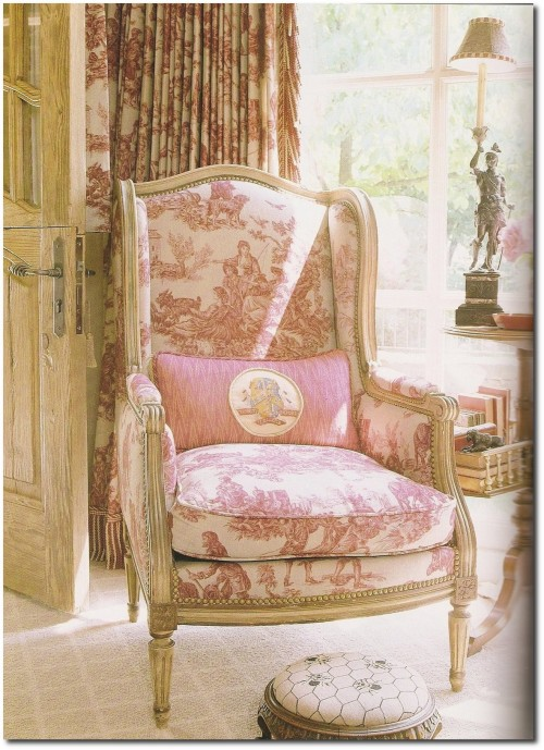 scan0020Traditional Home 500x689 Easy Country Provence Decorating  7 Ways To Get The Look