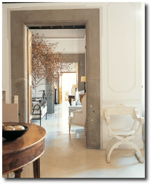zona giorno slideshow gallery sfilate Decorating With Dark Brown  French Styling