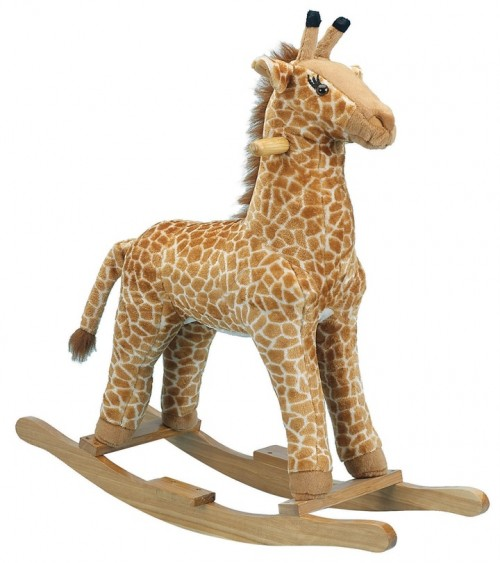 Jacky Giraffe Rocker 500x563 French Style Childrens Furniture